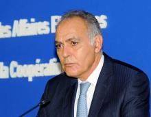 وزير الخارجية المغربي صلاح الدين مزوار  (أرشيف)