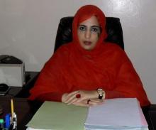 مولاتي بنت المختار: رئيسة الآلية الوطنية للوقاية من التعذيب