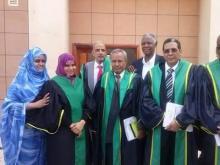 صورة من تخرج أول دكتورة موريتانية في مجال الطب البشري (أرشيف - السراج)