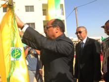 رئيس موريتانيا محمد ولد عبد العزيز (أرشيف - وم أ)