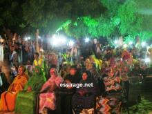 جانب من الحضور النسوي الكبير للحفل الختامي لملتقى القدس المقام بالعاصمة نواكشوط (تصوير - السراج)