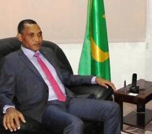 وزير الطاقة والمعادن الموريتاني أحمد سالم ولد البشير (أرشيف)