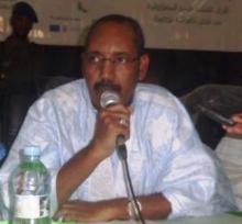 وزير الداخلية واللامركزية الموريتاني أحمد ولد عبد الله (أرشيف)