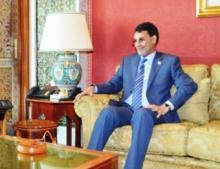 وزير الداخلية الموريتاني محمد ولد محمد راره (أرشيف - السراج)