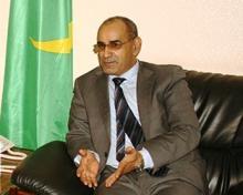 وزير الصيد والاقتصاد البحري الموريتاني الناني ولد اشروقه (أرشيف)
