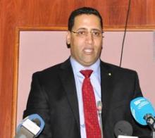 وزير اقتصاد ومالية موريتانيا