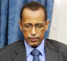 وزير المياه الموريتاني محمد ولد خونه (وأم)