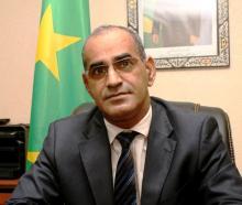 وزير الصيد والاقتصاد البحري الموريتاني الناني ولد أشروقه (وم أ)