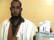 أحمدو ولد يحيى المريض بمرض الصرع (أرشيف - السراج)