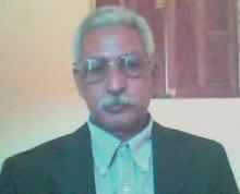 أحمد سالم ولد محمد- ضابط متقاعد