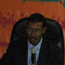 المحامي محمد أحمد الحاج سيدي