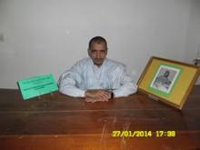 القاضي عبد الله ول أحمد