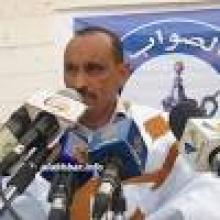 الرئيس عبد السلام ولد حرمه