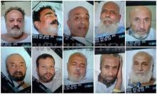 بعض المصابين في المستشفيات السعودية نشرت صورهم ليتعرف عليهم ذووهم