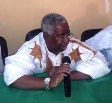 سيدي مولود ولد ابراهيم: المدير العام الجديد لإذاعة موريتانيا.