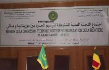 ملتقى موريتاني مالي لطرح مقترحات لترسيم الحدود بين البلدين (السراج)