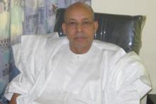 الرئيس موسي فال