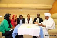 بقلم/محمد عبدالقادر/صحيفة الراي العام السودانية
