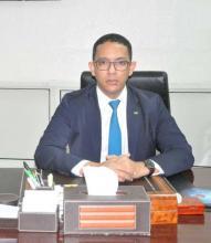 محمد ولد عبد الفتاح وزير النفط والطاقة والمعادن.