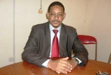 """د. الصوفي ولد الشيباني: نائب برلماني عن حزب """"تواصل""""."""
