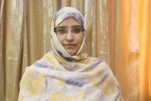 مكبوله بنت برديد: وزيرة التهذيب الوطني والتكوين المهني