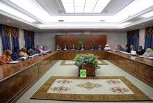 اجتماع المجلس صباح اليوم