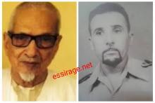 من اليمين الضابط اسويدات واعزيزي ولد المامي