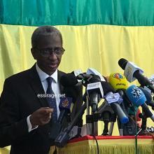 رئيس المجلس الدستوري الموريتاني