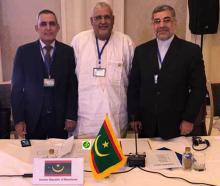 نائب الرئيس البرلماني محمد ولد الشيخ