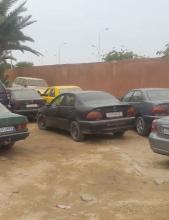 صورة من السيارات نشرتها إحي الناشطات