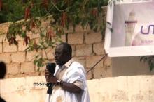 النائب حمدي ولد إبراهيم، الأمين العام للحزب.