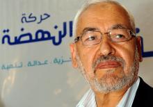 الغنوشي يفوز برئاسة حركة النهضة