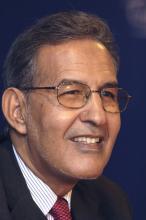 أحمد ولد داداه رئيس حزب تكتل القوى الديمقراطية