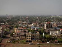 العاصمة واغادوغو