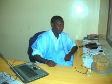 """صيدو موسى كامارا: المدير الناشر لصحيفة """"لو نوفل أكسبرسيون"""""""
