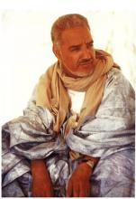 الرئيس الراحل المختار ولد داداه