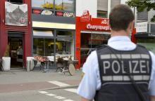 سوري يفجر نفسه في ألمانيا وأصاب 12 شخصا بجروح