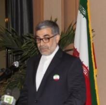 محمد عمراني: السفير الإيراني في موريتانيا.