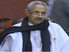 شيخنا ولد حجبو: رئيس حزب الكرامة.