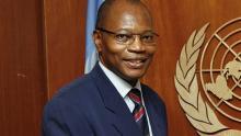 محمد بن شامباس: مبعوث الأمم المتحدة إلى غرب إفريقيا والساحل.
