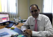 مدير مصرف موريتانيا الجديد د.عبد الباقي ولد أحمد بوها (السراج)