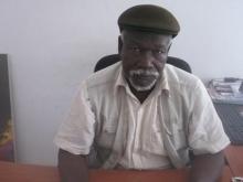 بوبكر ولد مسعود: رئيس منظمة نجدة العبيد