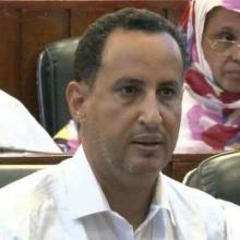 السيناتو  السابق محمد ولد غده