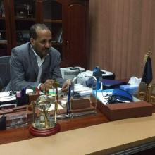 المدير محمد المختار ( الدمين )