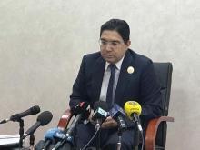 ناصر أبو ريطة وزير الخارجية المغربي
