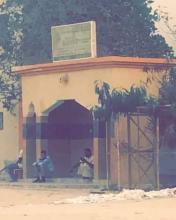 الشرطة امام مقر جمعية الخير