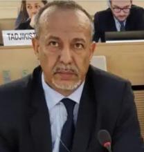 محمد الأمين ولد الحلس: رئيس الآلية الوطنية للوقاية من التعذيب