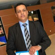 أحمد ولد محمد عبد الرحمن ولد امين: إداري مدني