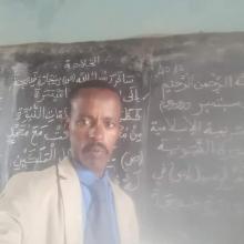 سيدي بوبكر ولد الإمام  مقدم خدمة بالحوض الشرقي