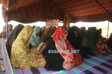 صورة من النساء في المحظرة